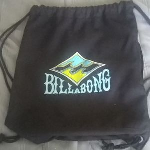 Billabong Drawstring Backpack